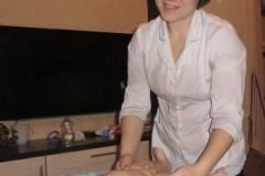 Детский массаж на дому  в Москве Юлия Рязанова