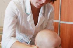 Детский массаж Юлия Рязанова