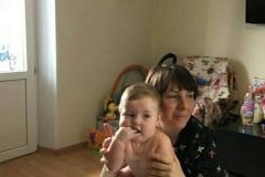 Детский массаж в Москве Юлия Рязанова