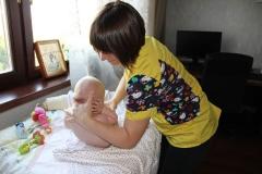 Детский массаж на дому  Юлия Рязанова